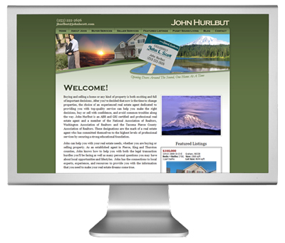 website example