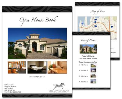 Open House Book