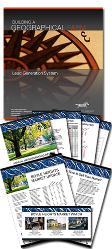 Real Estate Lead Generation - Building a Geographical Farm