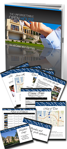 Real Estate Lead Generation - The Unforgettable Open House