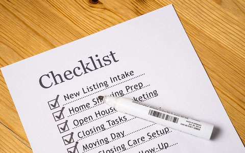 Checking Your Checklists